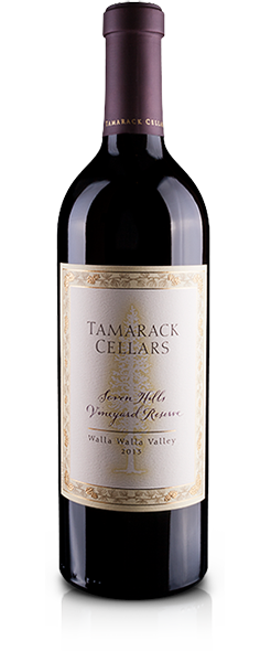 2013 Tamarack Seven Hills Red Wine, Walla Walla, 750ml